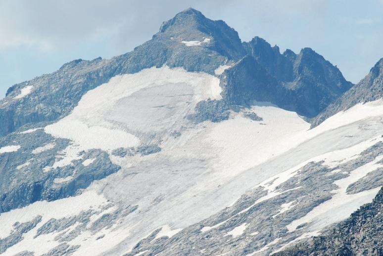 Glaciar de Aneto - 05/08/2009